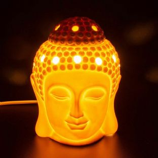 Aromatize Electric Wax Melt Burner - Buddha